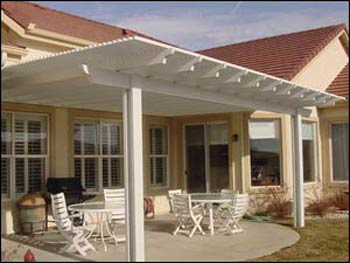 Pergola Awning Salt Lake City Utah