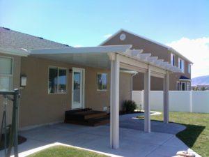 Patio Covers Awnings Salt Lake City Aa Home Improvement