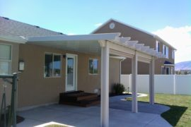Salt Lake Utah Home Improvement Suncountry Awning